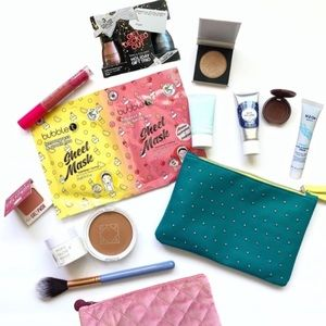 Other - 15 item makeup beauty accessory products bundle
